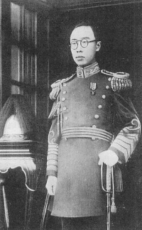 Kangde, the Japanese puppet emperor in Manchukuo. Photo: Wikipedia public domain.